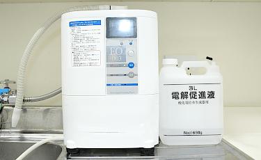 歯科ユニットウォーターライン除菌装置「ポセイドン」